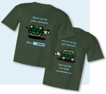 Double Turtle Tee SM