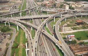 freeway overpass