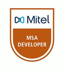 Mitel MSA Developer