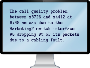 Root-Cause VoIP Troubleshooting with TotalView