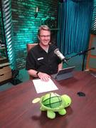 Tim Titus at TWIT broadcast studio