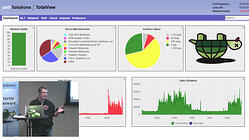 NFD20 Product Demo - TotalView9 dashboard