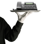 photo voip on a platter