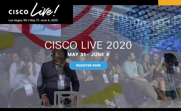 Cisco Live! 2020