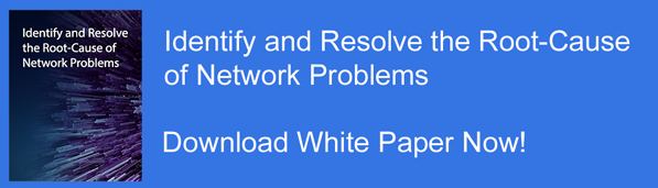 Identify and resolve the root-cause of network problems