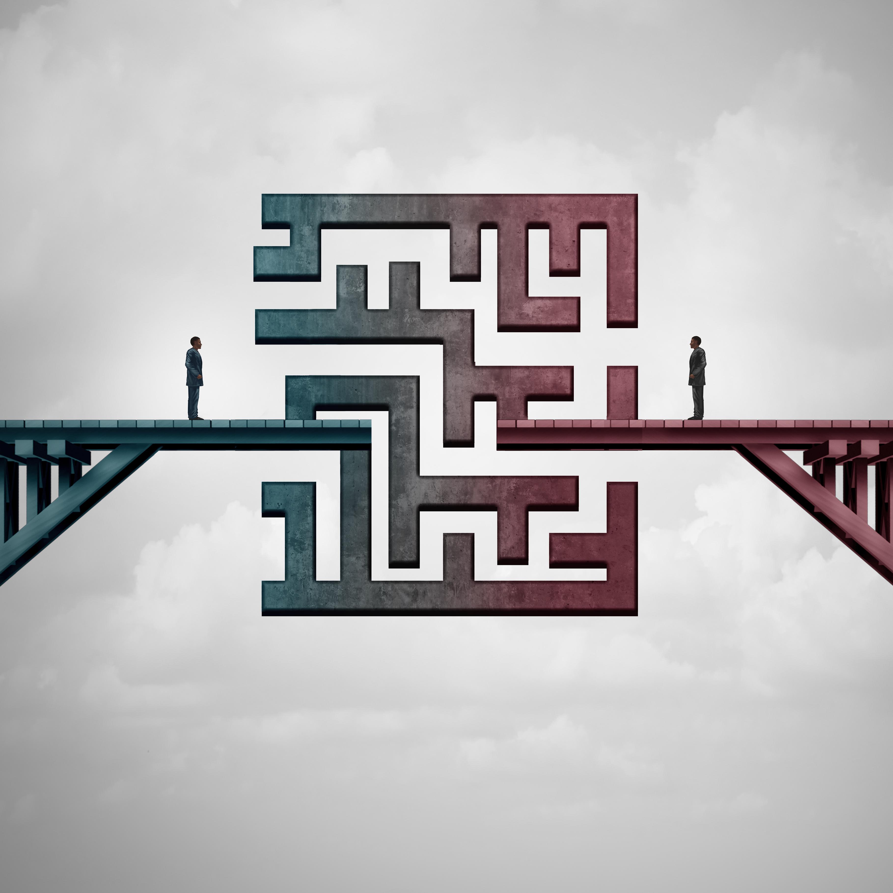 network puzzle bridge